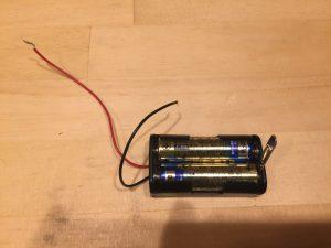 単三×2 電池ボックス